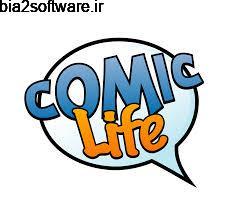 Comic Life 3.5.11 v36265 طراحی کمیک و داستان مصور