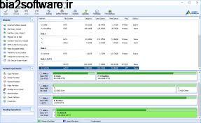 AOMEI Partition Assistant 8.4.0 All Editions Retail پارتیشن بندی هارد دیسک