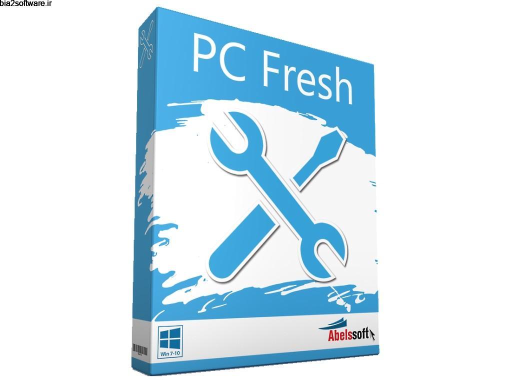 Abelssoft PC Fresh 20 v6.0 Build 15 بهینه سازی و افزایش سرعت ویندوز ویرایش مورچه