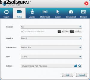 GiliSoft Screen Recorder Pro 10.3.0 فیلم برداری از دسکتاپ