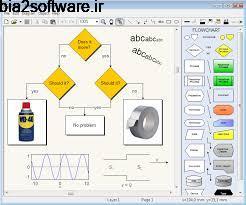 Diagram Designer 1.29.5 طراحی دیاگرام و فلوچارت