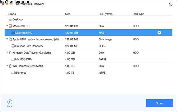 Do Your Data Recovery 7.1 بازیابی اطلاعات
