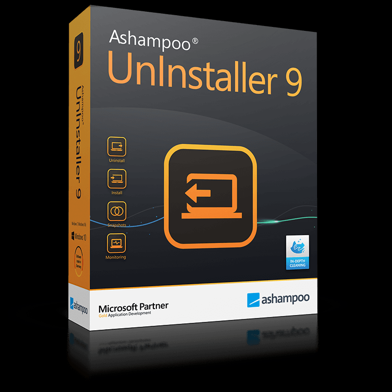 Ashampoo UnInstaller 9.00.00 پاک کردن کامل فایل ها از روی سیستم