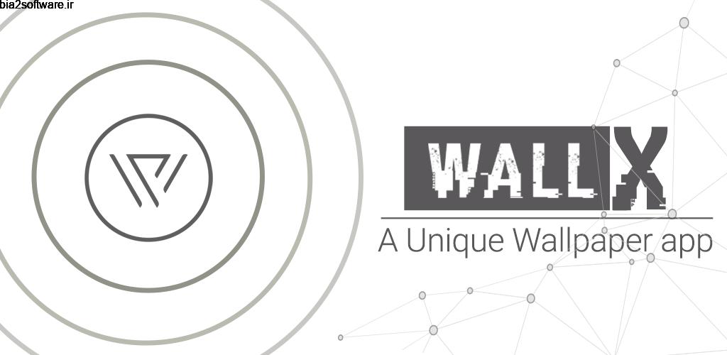 Unique Wallpaper – Wall X 1.6 اپلیکیشن دانلود تصاویر زمینه رایگان و زیبا مخصوص اندروید