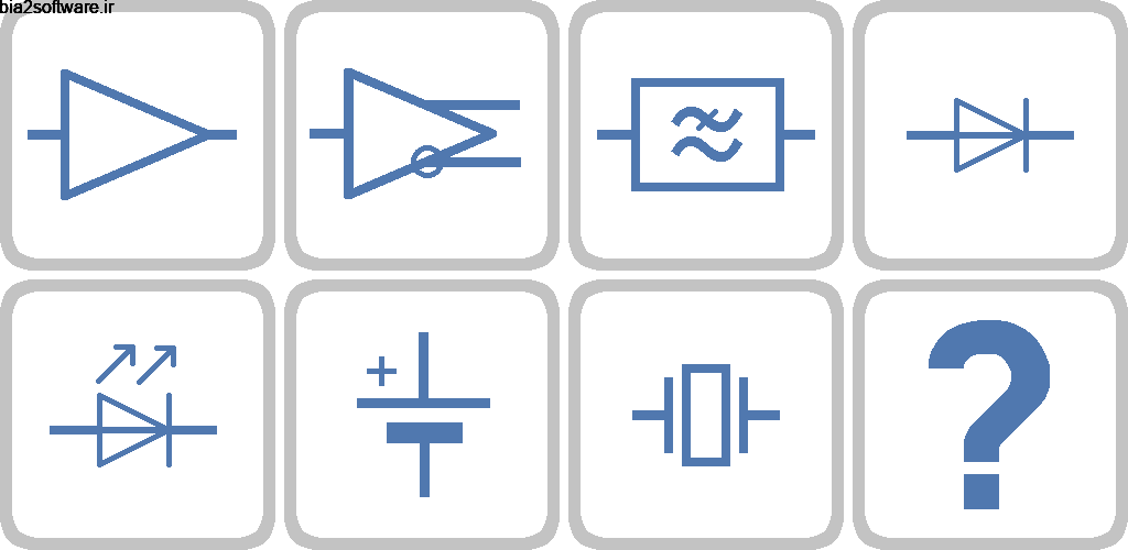 Circuit Calculator. Let's Make Electronics Easier 3.10 اپلیکیشن جامع محاسبه گر الکترونیک مخصوص اندروید