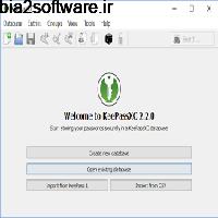 KeePassXC 2.4.0 مدیریت و نگهداری رمزهای عبور