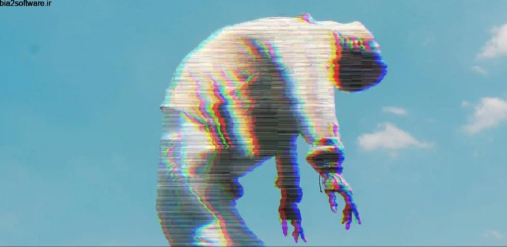 Movee: animate your photo with vhs glitch graphics Premium 1.131 متحرک سازی و افکت گذاری تصاویر مخصوص اندروید!