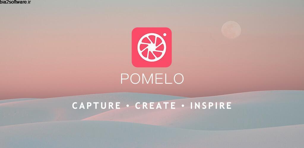 Pomelo – Photo editor & filter by BeautyPlus PRO 3.0.021 ویرایشگر و افکت گذاری تصاویر مخصوص اندروید!