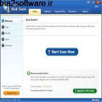 WinZip Disk Tools 1.0.100.17984 بهینهسازی عملکرد هارد دیسک