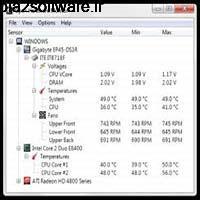 Open Hardware Monitor 0.9.0 نمایش اطلاعات سخت افزاری سیستم