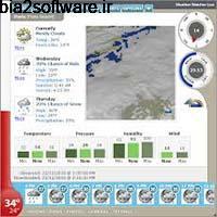 Weather Watcher Live 7.2.169 مشاهده زنده وضعیت آب و هوا