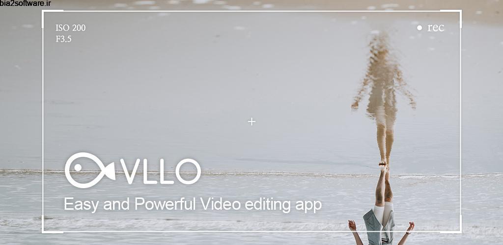Vimo – Video Motion Sticker and Text Premium 5.6.0 ویرایشگر ویدئو سرگرم کننده اندروید