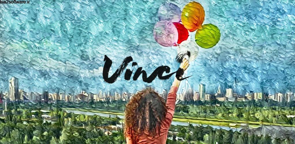 Vinci – AI photo filters Full 2.2 تبدیل تصاویر به آثار هنری منحصر به فرد مخصوص اندروید