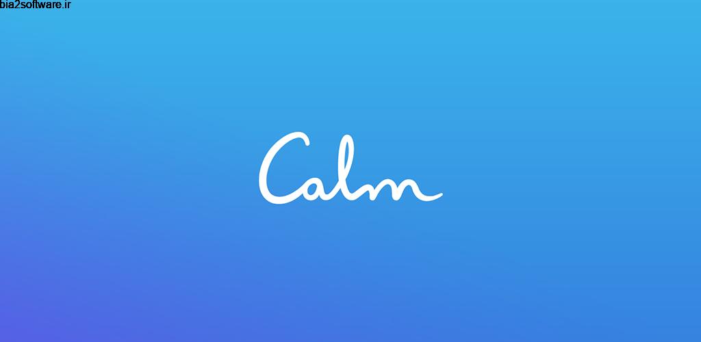 Calm – Meditate, Sleep, Relax 4.21 آموزش مدیتیشن مخصوص اندروید