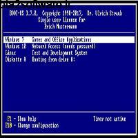Boot-US 3.8.5 بوت منیجر برای ویندوز