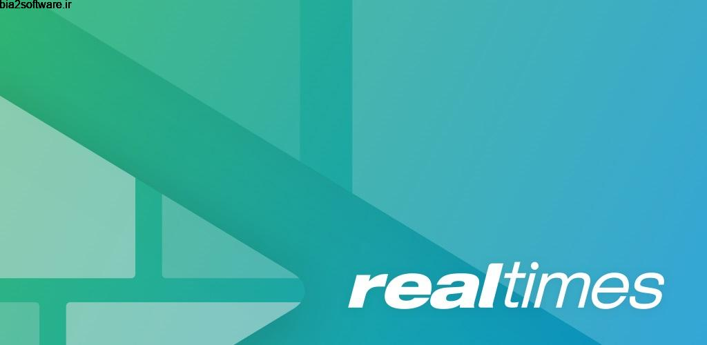 RealTimes Video Maker 5.7.5 ساخت سریع ویدئو کلاژ اندروید