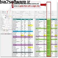 Synkronizer 11.2 Build 810 Professional مقایسه فایلهای اکسل