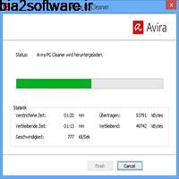 Avira PC Cleaner 3.0.0.125 پاکسازی رجیستری ویندوز