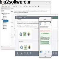 ProfExam Suite 6.7.1809.1303 طراحی آزمون