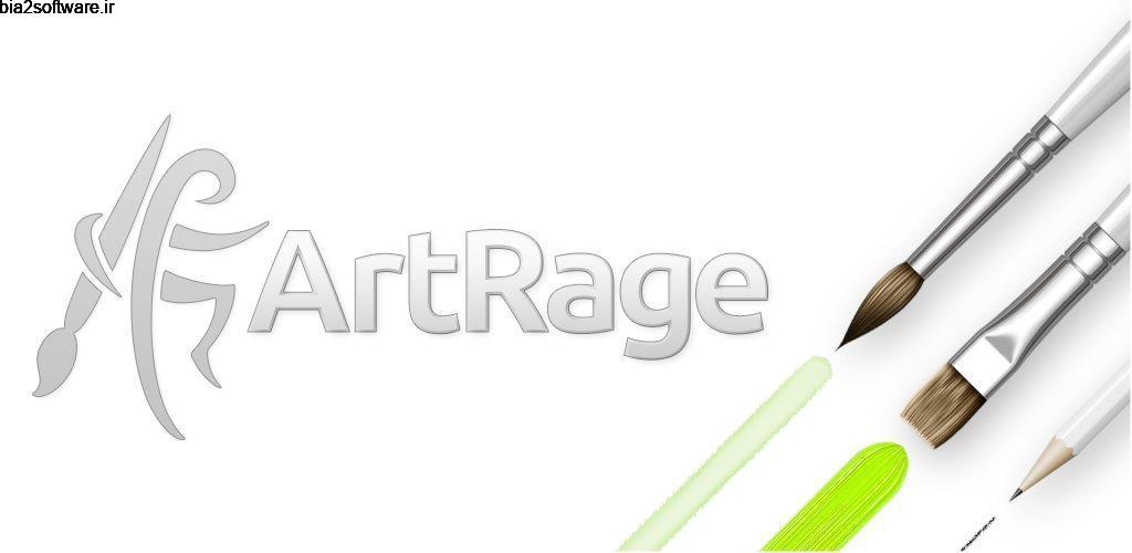 "ArtRage: Draw, Paint, Create 1.3.11 ابزار نقاشی حرفه ای ""آرت ریج"" اندروید !"