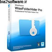 Wise Folder Hider Pro 4.3.4.193 مخفی سازی فایل ها