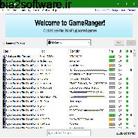 GameRanger 1.0 گیم رنجر مخصوص علاقهمندان به بازی آنلاین