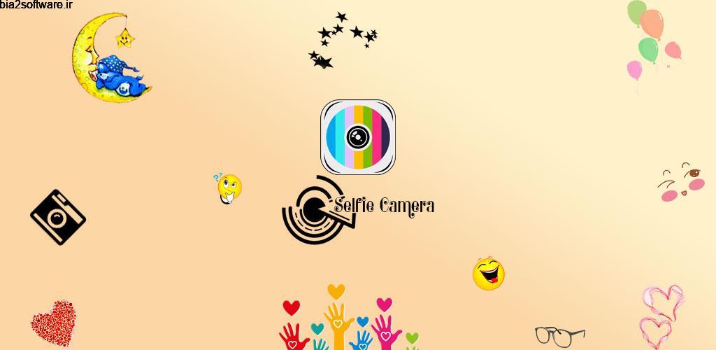 Selfie Camera Expert 1.1 دوربین سلفی جذاب اندروید!