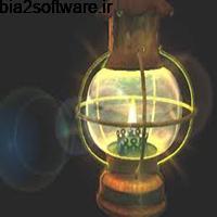 Lantern 3D Screensaver 1.1 اسکرین سیور فانوس برای ویندوز