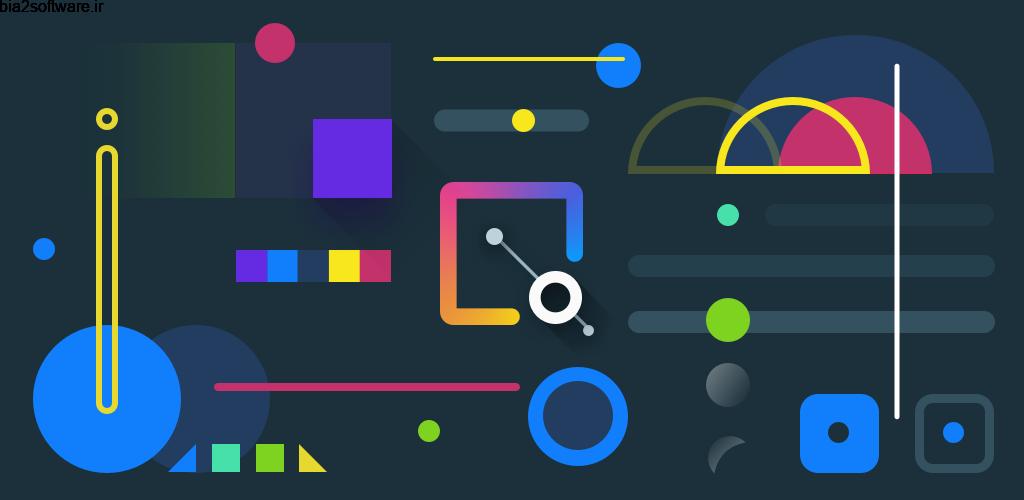 Icon Pack Studio – your custom icon pack editor Premium 2.0 b006 ویرایش آیکون پک مخصوص اندروید