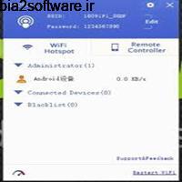 OSToto Hotspot 4.4.0.4 DC 16.10.2017 به اشتراک گذاری اینترنت لپ تاپ