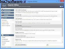 Argente Utilities 1.0.7.0 بهینه سازی سیستم