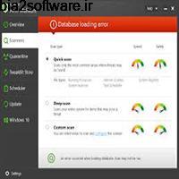 TweakBit Anti-Malware 2.2.1.3 حذف ابزارهای مخرب و جاسوسی
