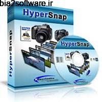 HyperSnap 8.16.06 عکس برداری از صفحه نمایش