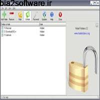 Hide Folders 5.5 Build 5.5.1.1161 مخفی سازی فایل ها و فولدرها