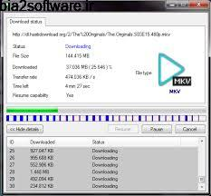 SD Download Manager 2.0.2.0 مدیریت دانلود