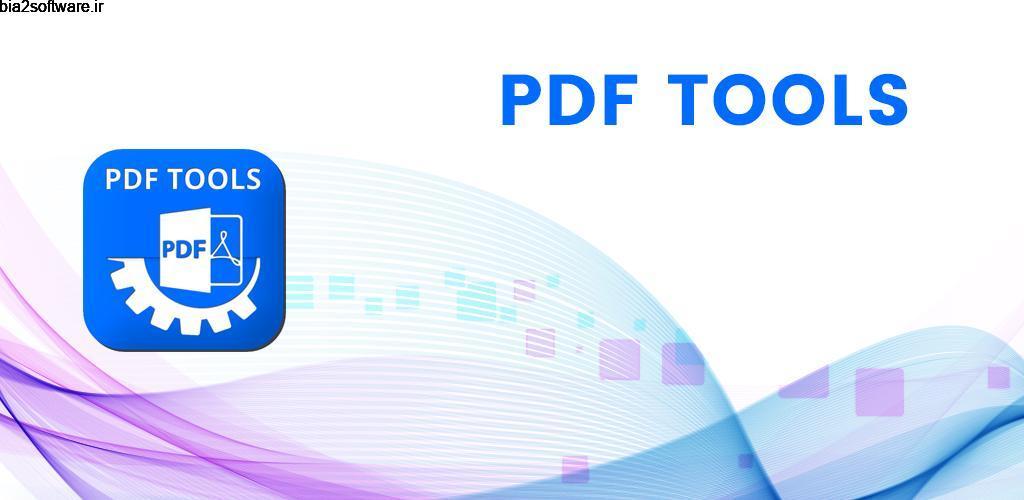 PDF Tools-Merge,Rotate, Watermark,Split 1.9 مجموعه ابزار کاربردی پی دی اف اندروید !