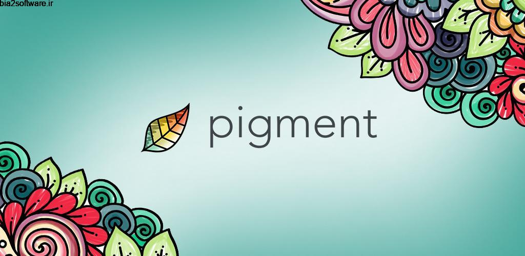 Pigment – Coloring Book Full 1.3.5 رنگ آمیزی اندروید !