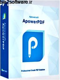 Apowersoft ApowerPDF 3.0.8 ویرایش اسناد PDF