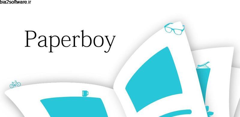 Paperboy Premium 9.8.5.2 فید خوان خبری اندروید !