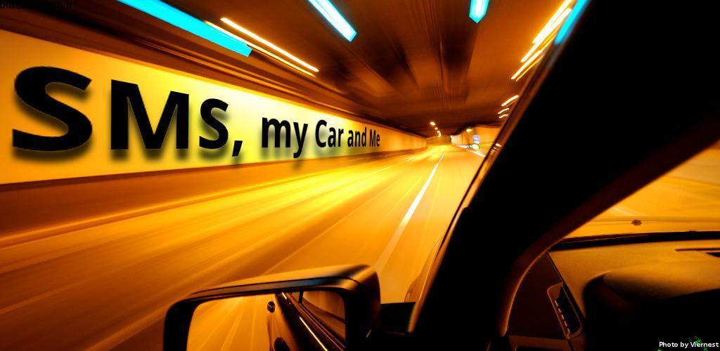 SMS, my Car and Me 3.5.1.1 خواندن خودکار پیام ها در ماشین اندروید