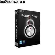 IObit Protected Folder 1.3 رمز گذاری از فایل ها و فولدرها