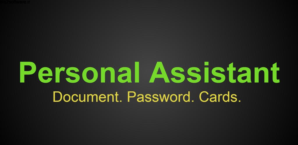 Offline Document, Password, Bank Detail Manager 4.0.0 ابزار مدیریت اطلاعات در اندروید!