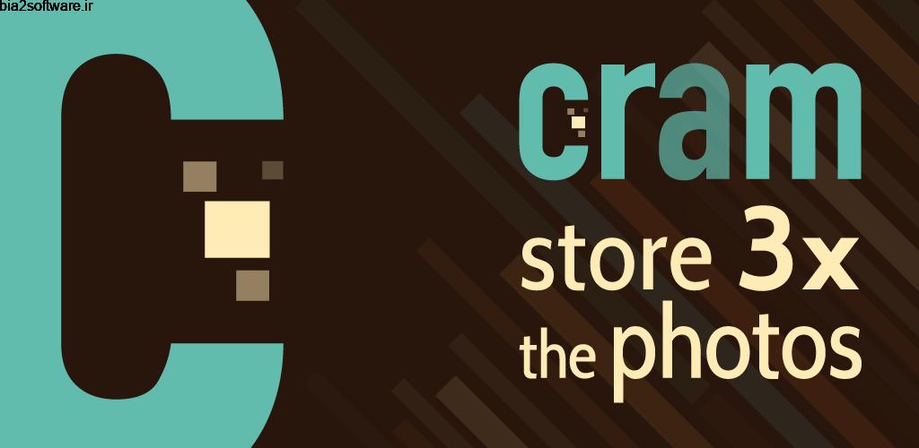 Cram – Reduce Pictures 3.8 کاهش حجم تصاویر اندروید