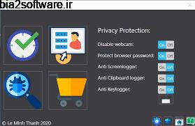 LMT Anti Logger 4.1.0 x64 جلوگیری از دزدی اطلاعات توسط ابزارهای جاسوسی