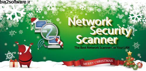 بررسی وای فای Network Scanner 2.5.3