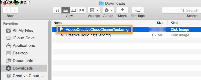 Creative Cloud Cleaner Tool 3.7.5.17 رفع مشکلات نصب محصولات ادوبی