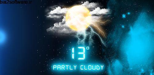 پیش بینی آب و هوا تا 10 روز آینده Weather Neon 4.4.3