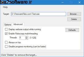 FilExile 3.00 رفع مشکلات حذف کردن فایل ها در ویندوز