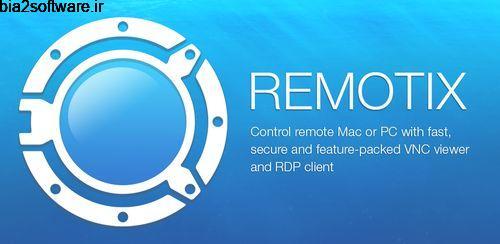 ریموت دسکتاپ Remotix VNC, RDP, NEAR (Remote Desktop) 8.0.7