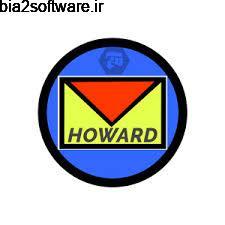 Howard 1.49 نمایش اطلاعیه دریافت ایمیل های جدید